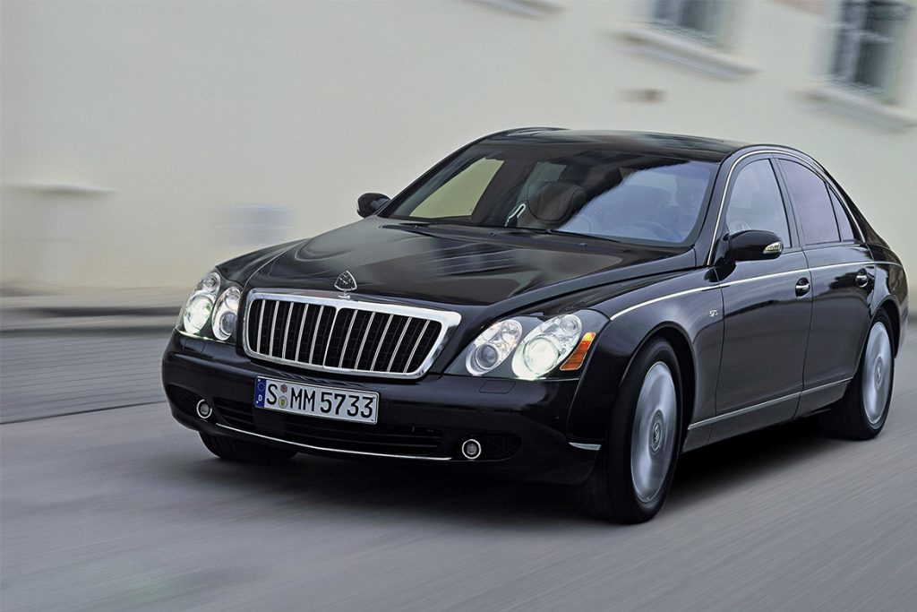 maybach - CarMyCar