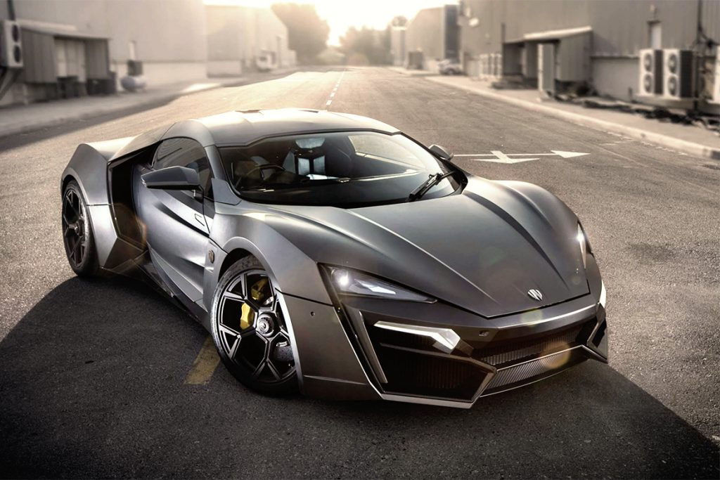 Lykan Hypersport - CarMyCar