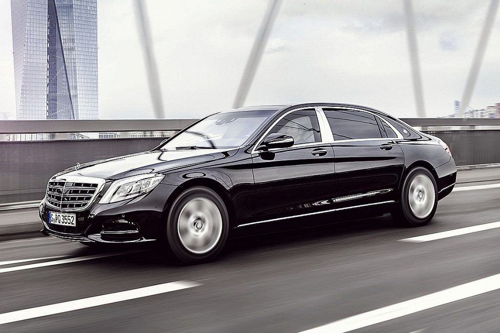 Mercedes Maybach - CarMyCar