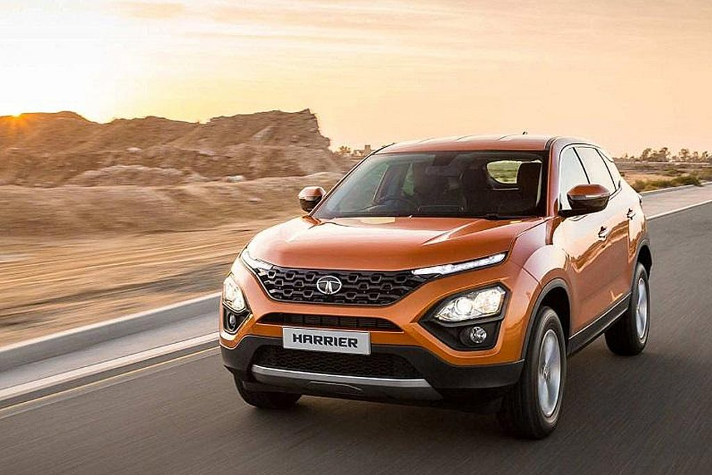 NEW TATA HARRIER MILEAGE