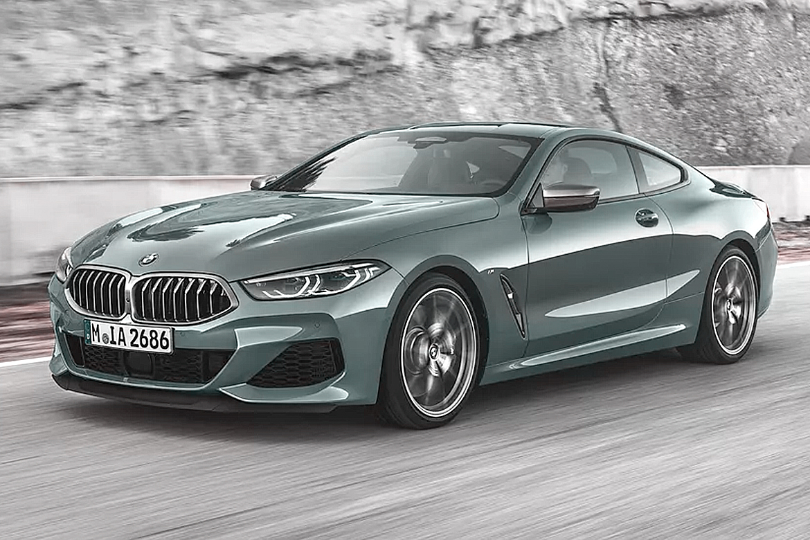 BMW 8 Series - CarMyCar