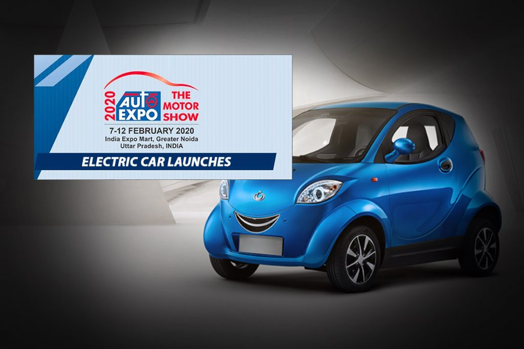 new electric car launches