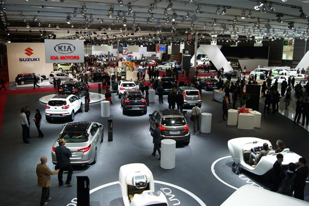 schedule of auto expo 2020