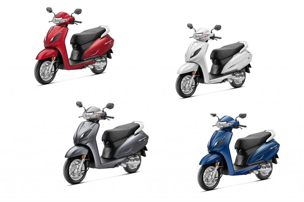 New Honda Activa 6g Top 5 Things To Expect