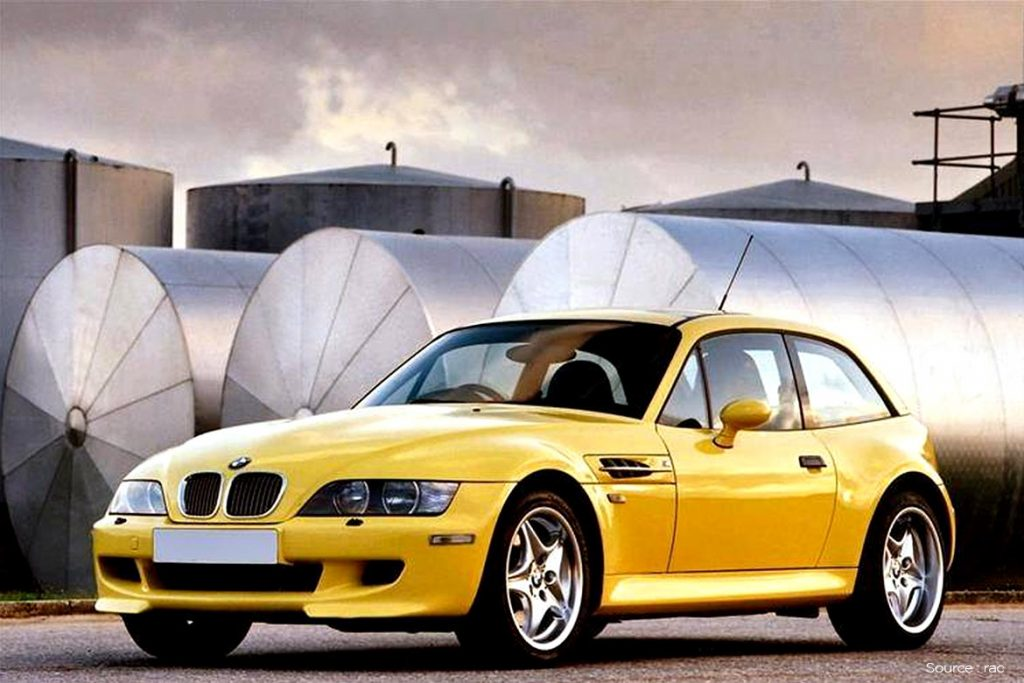 1998—BMW M Coupe