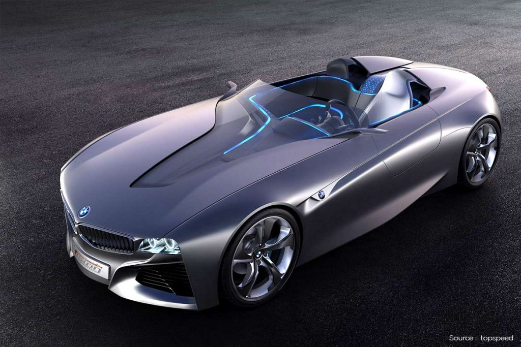 18. 2011—BMW Vision Connected Drive concept