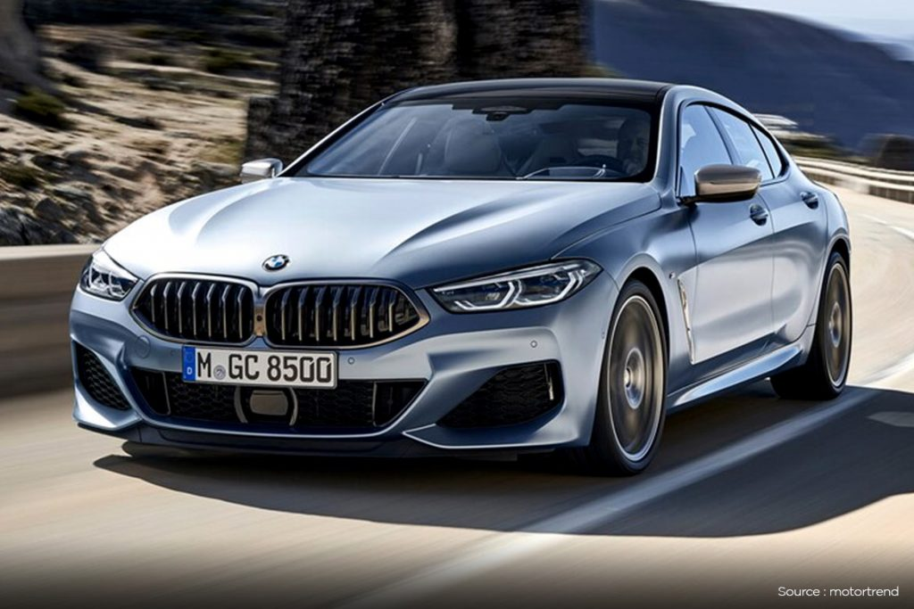 2020 BMW 8-Series Gran Coupe – $100,000