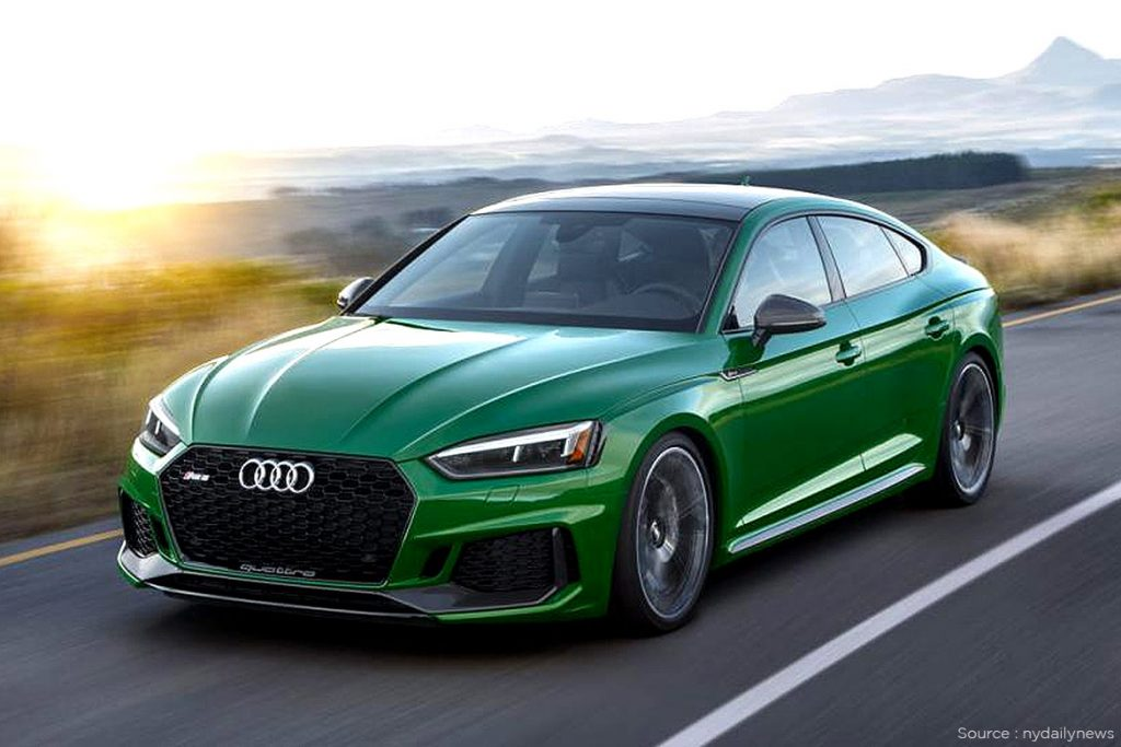 New Coupe Style Audi To Be Launched Soon
