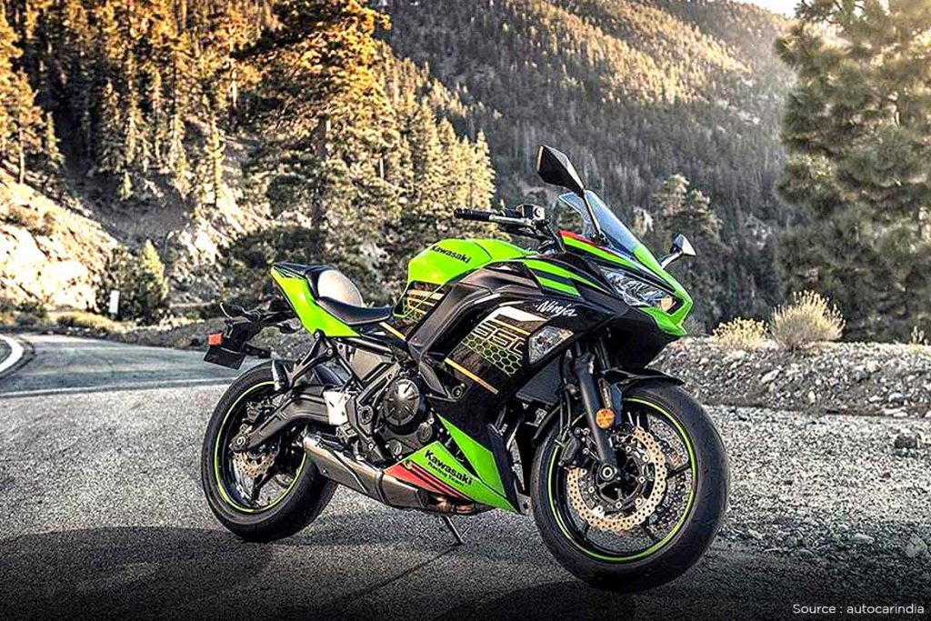 The Kawasaki Ninja 650