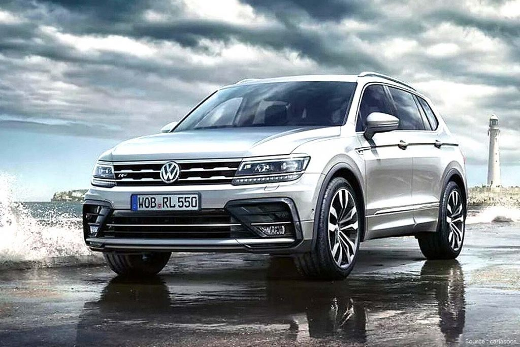 Safety Features And Price of Volkswagen Tiguan Allspace SUV