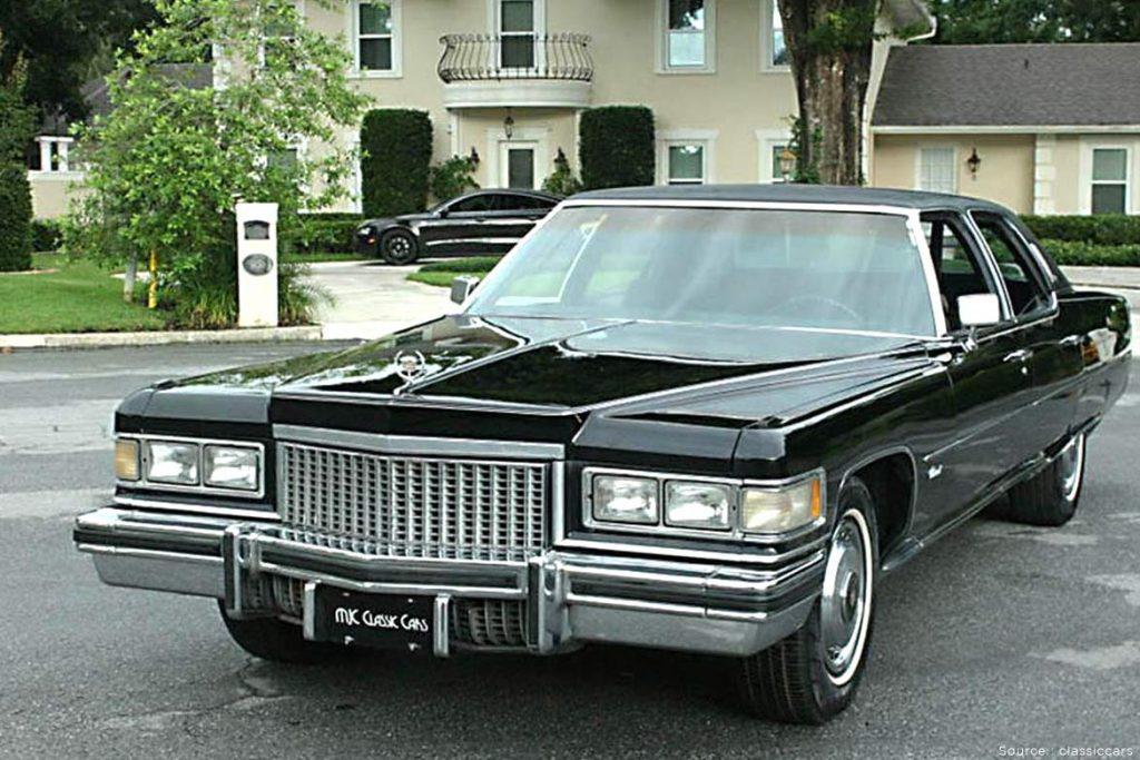 1975 Cadillac Sixty Special Brougham