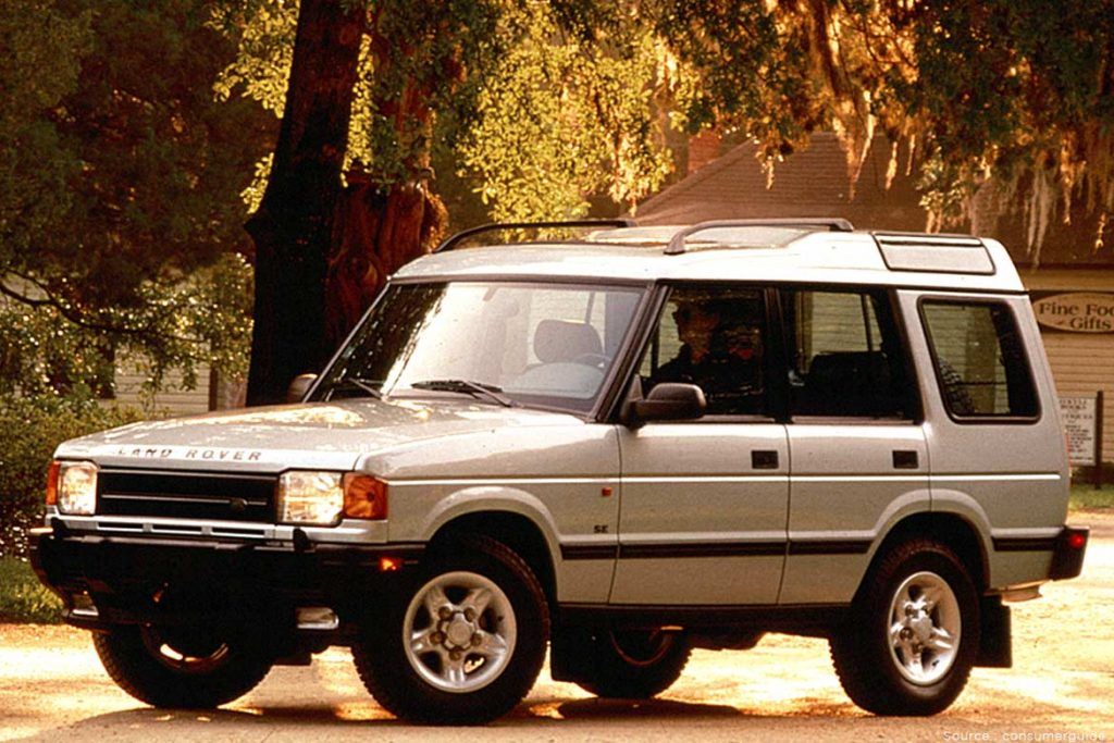 1994-96 Discovery Series I