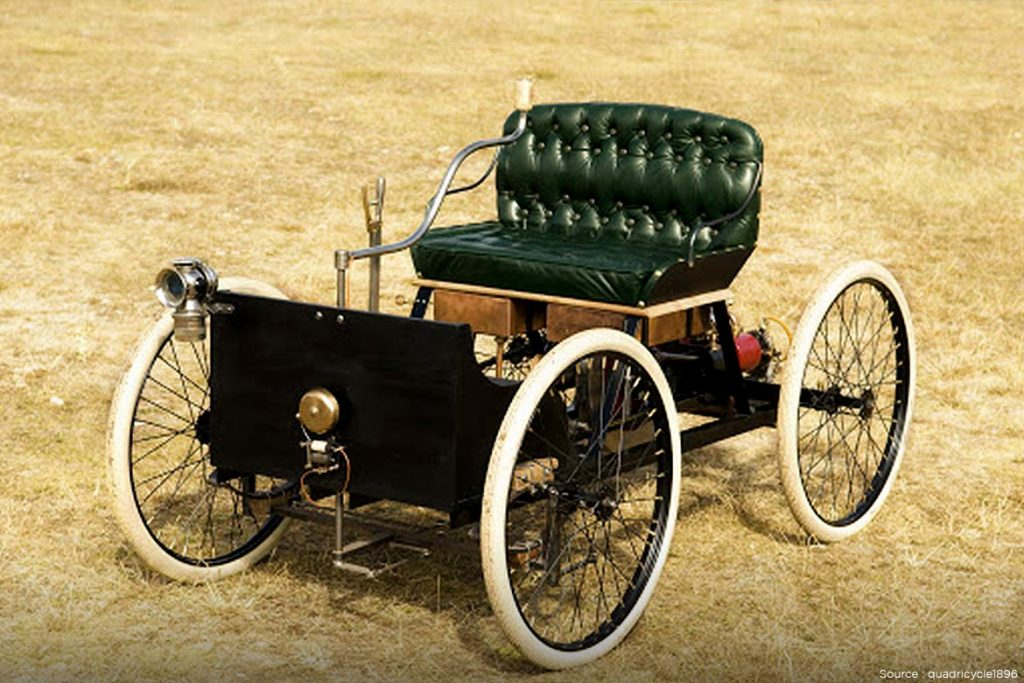 henry ford's quadricycle