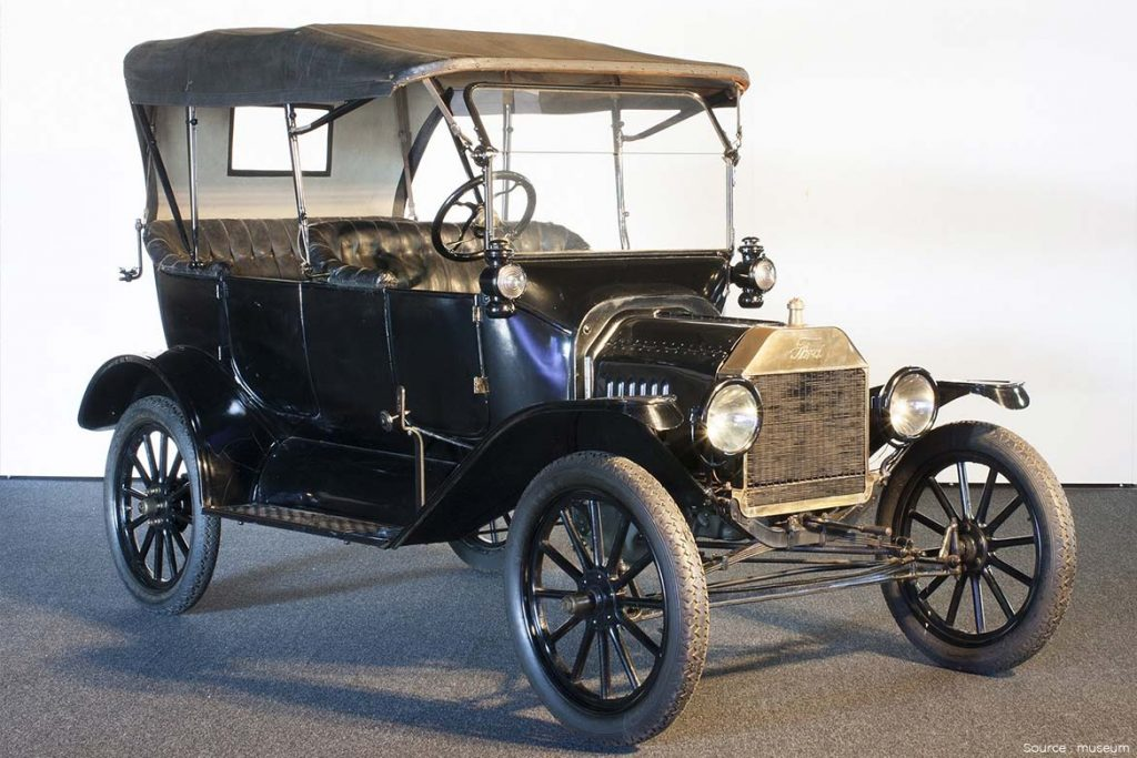 How Model T Was Invented?