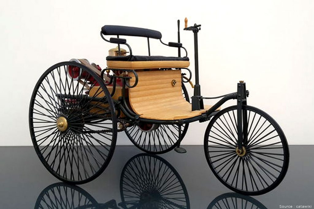 Karl Benz The First Practical Automobile Car