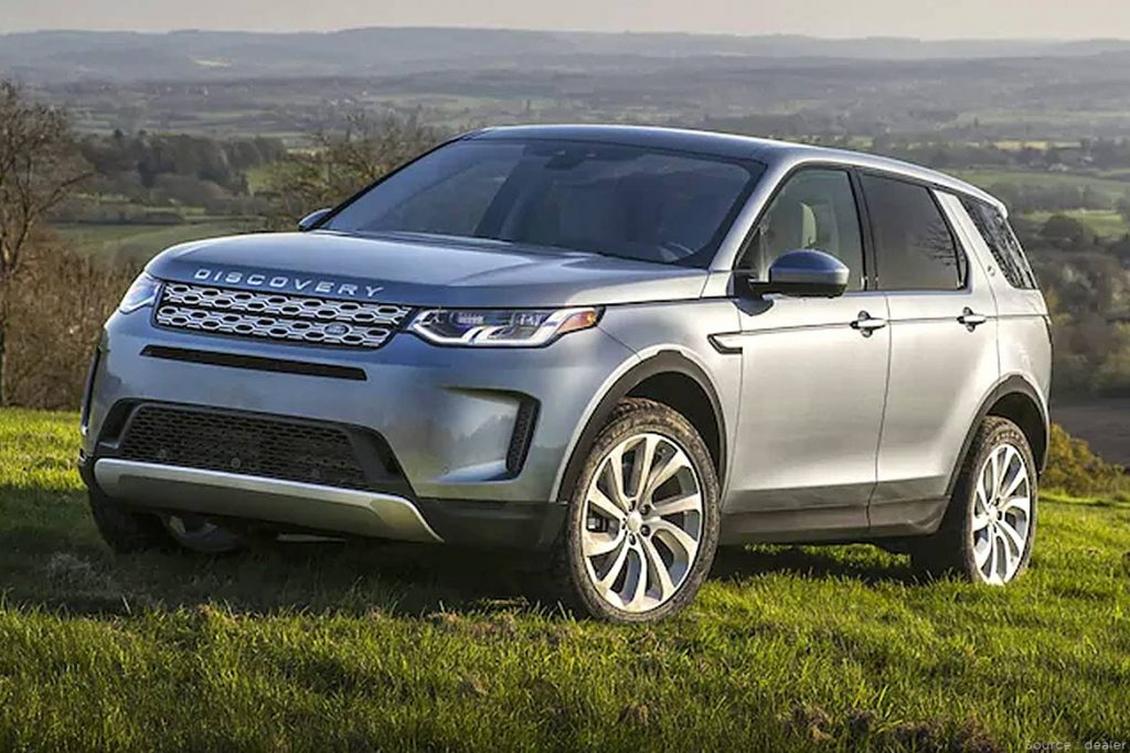 Land Rover Discovery ($52,090)