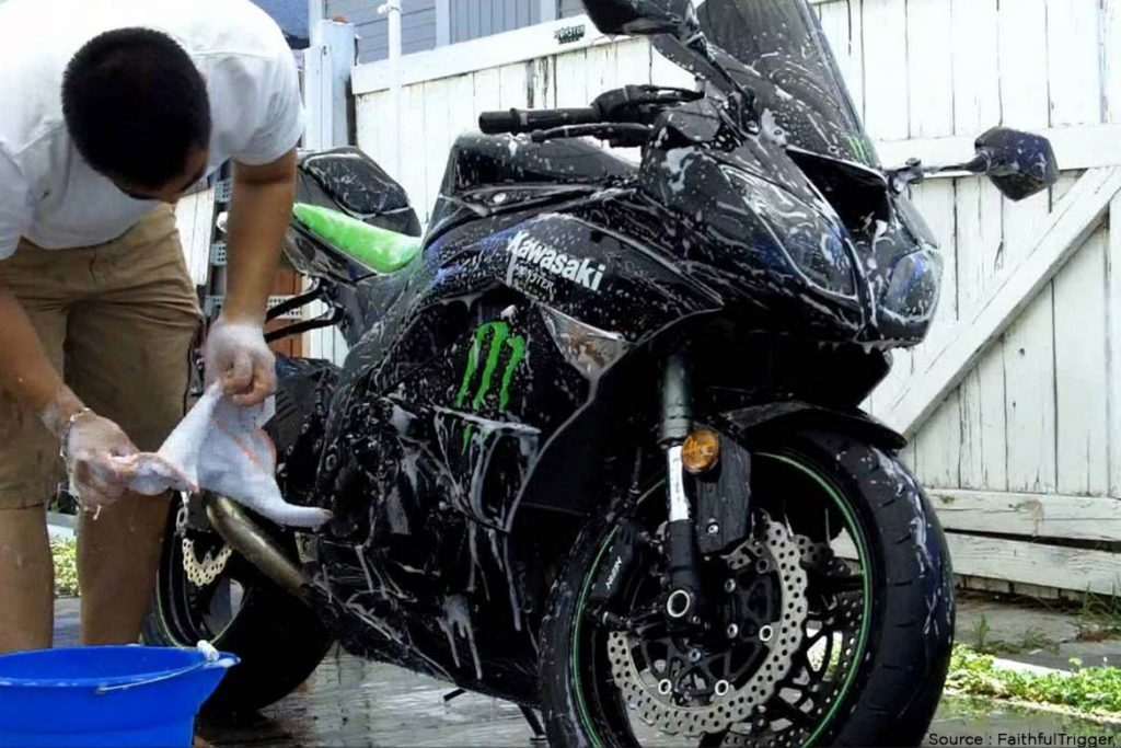 MaintainYourBikeClean