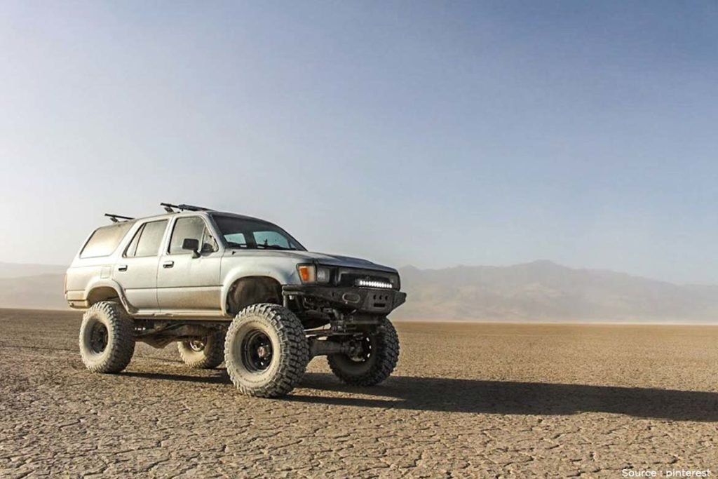 Toyota 4 Runner and Tacoma