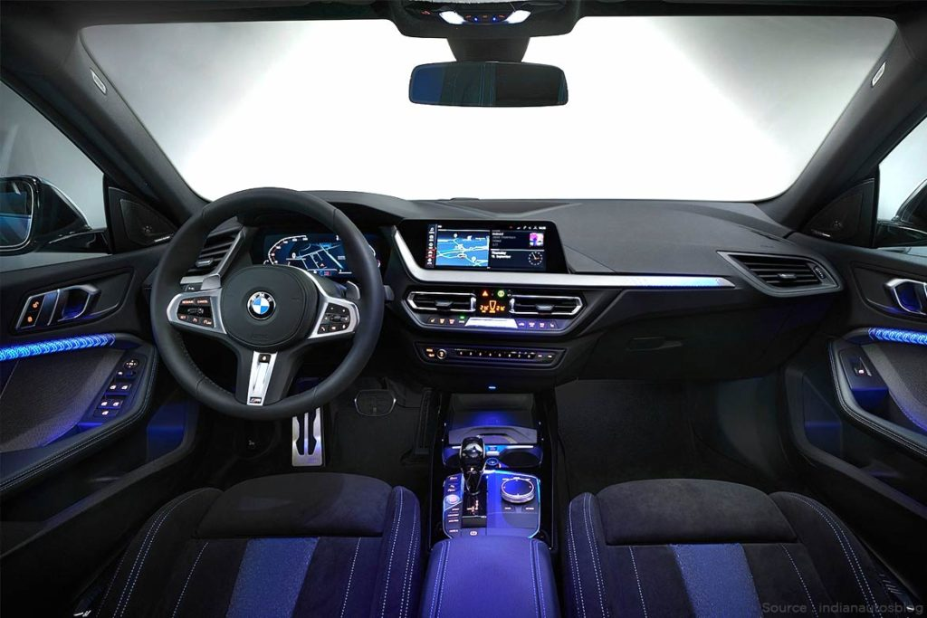 BMW 2 Series Gran Coupe FeaturesBMW 2 Series Gran Coupe size - CarMyCar