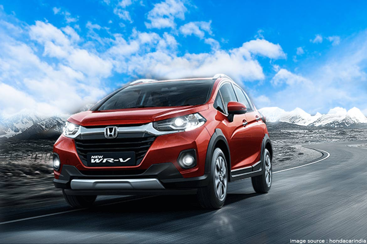 Honda introducing special versions to the Amaze WR-V this ...