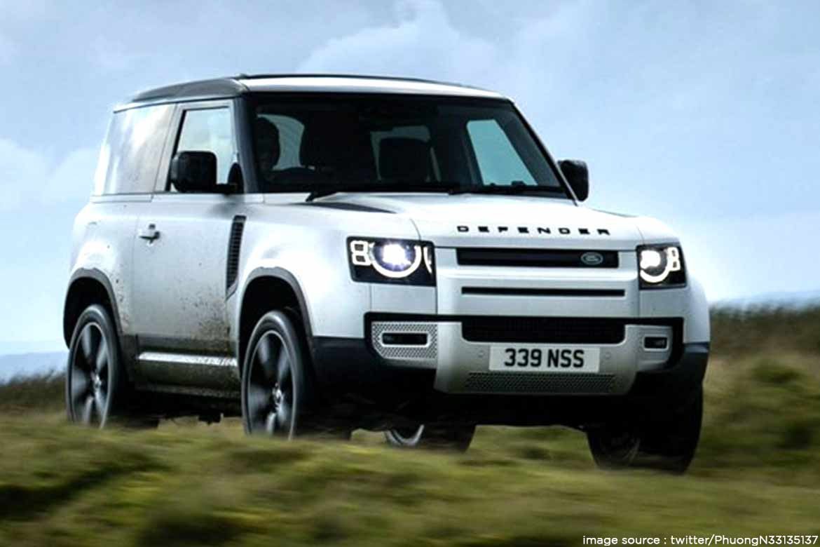 Bookings Open for Land Rover Defender Plug-In Hybrid India