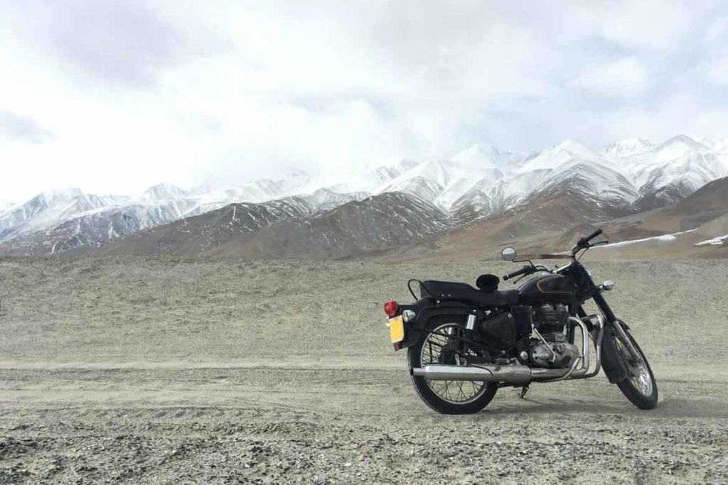 Road trip with Royal Enfield