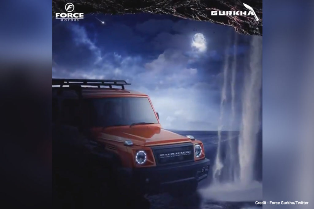 Force Gurkha to be unveiled